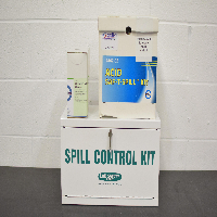 Lot of Acid Spill Control Products