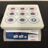 VWR Model 12621-046 9 Position Advanced Stirrer