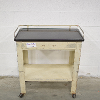 2' Portable Cart With Drawer
