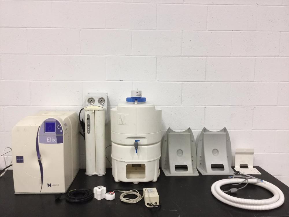 Millipore Elix Advantage 3 Water Purification System