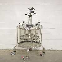 GE BPG 450/500 80 Liter Chromatography Column
