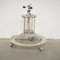 GE BPG 15 Liter Chromatography Column