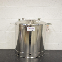 Alloy Products Stainless Steel 33 Liter Vessel