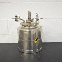 Wilhelm Schmidt 6.8 Liter Stainless Steel Vessel