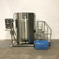 HyClone 1000 Liter Single Use Bioreactor