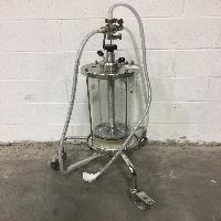 GE BPG 200/500 16 Liter Chromatography Column
