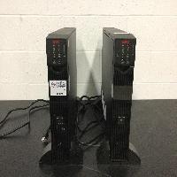 Lot of (2) APC Smart-UPS RT2200 Power Supply