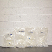 Lot of (4) Wave Biotech CellBag Disposable Bioreactor