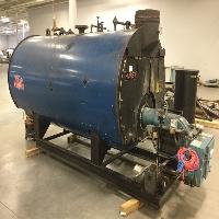 Hurst S5-X-100-150 Oil Fired Boiler