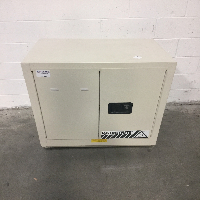 JustRite Sure-Grip EX Acid and Corrosive Storage Cabinet