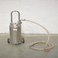 Alloy Products Stainless Steel Portable Vessel