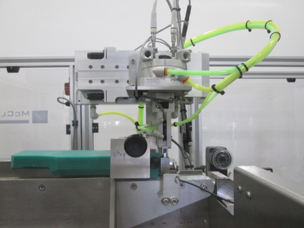 McClellan Automated MonoBlock Vial Processing System