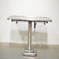 5' Stainless Steel Operating Table