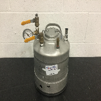 Alloy Products 1 Gallon Stainless Steel Pressure Vessel