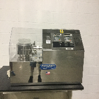 PHARMX High-Shear Granulating Mixer System