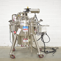 DCI 100 Liter Stainless Steel Jacketed Bioreactor