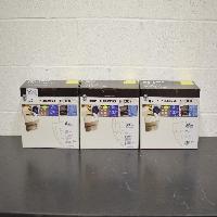 Lot of (3) Quill Compatible Laser Toner Cartridges