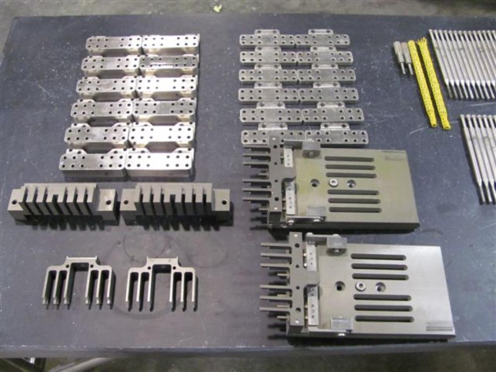 Bohanan 1500 Size 3 Change Parts