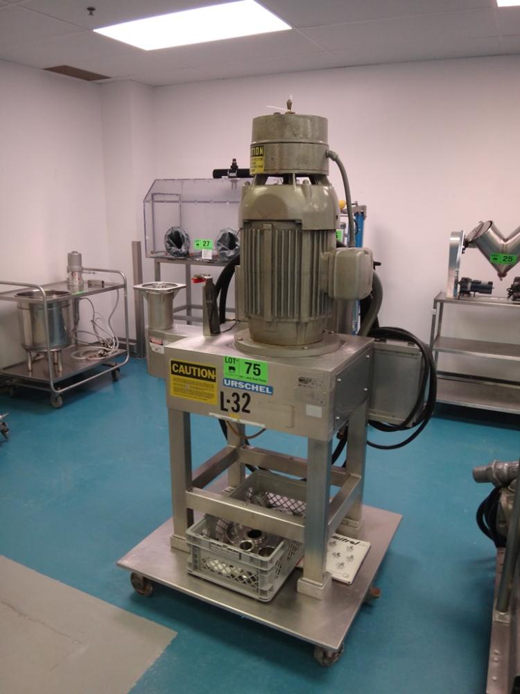 Urschel Comitrol Processor Model 1500