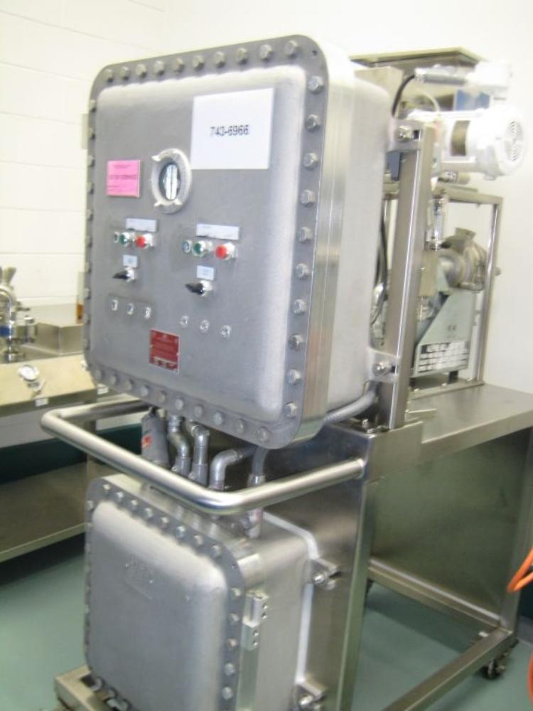 Hosokawa Alpine 100 UPZ Laboratory Mill