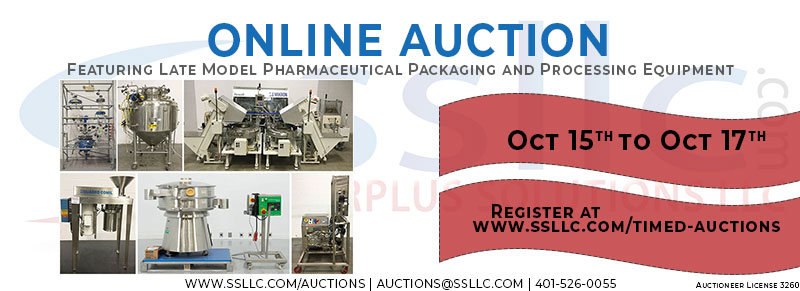 Packaging and Processing Online Auction