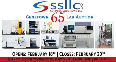 Genetown 65 Online Lab Auction