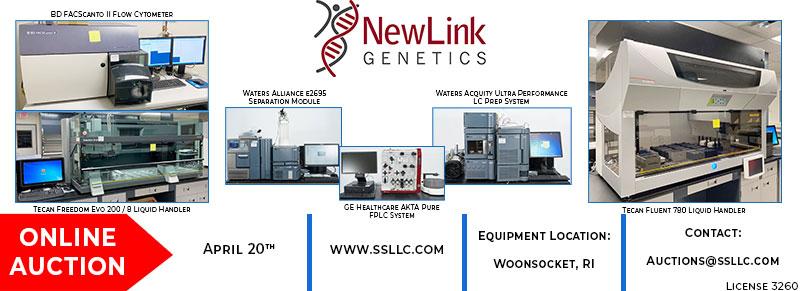Former Assets of Newlink Genetics