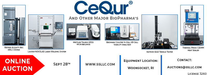 Assets of Cequr and Other Major BioPharma's