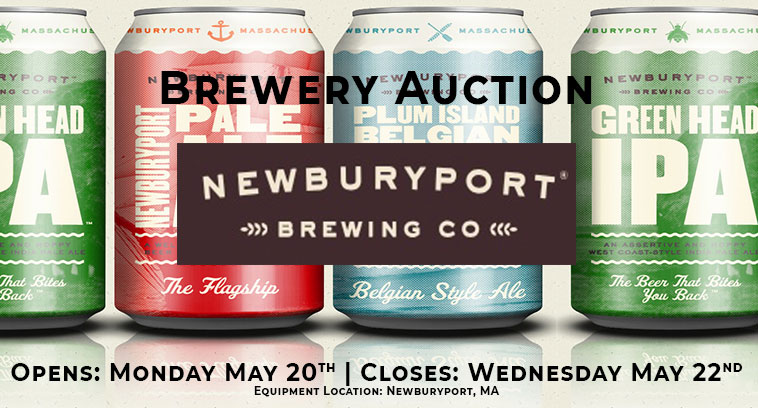 Brewery Auction