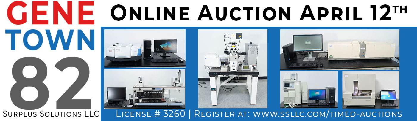 Genetown 82 Lab Auction