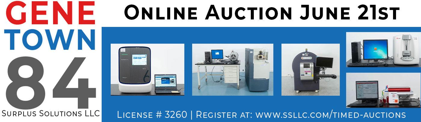 Genetown 84 Lab Auction