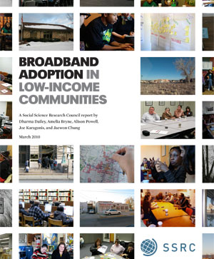 Broadband Adoption in Low-Income Communities