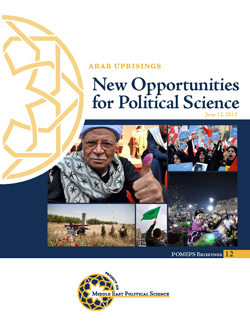 Arab Uprisings: New Opportunies for Political Science