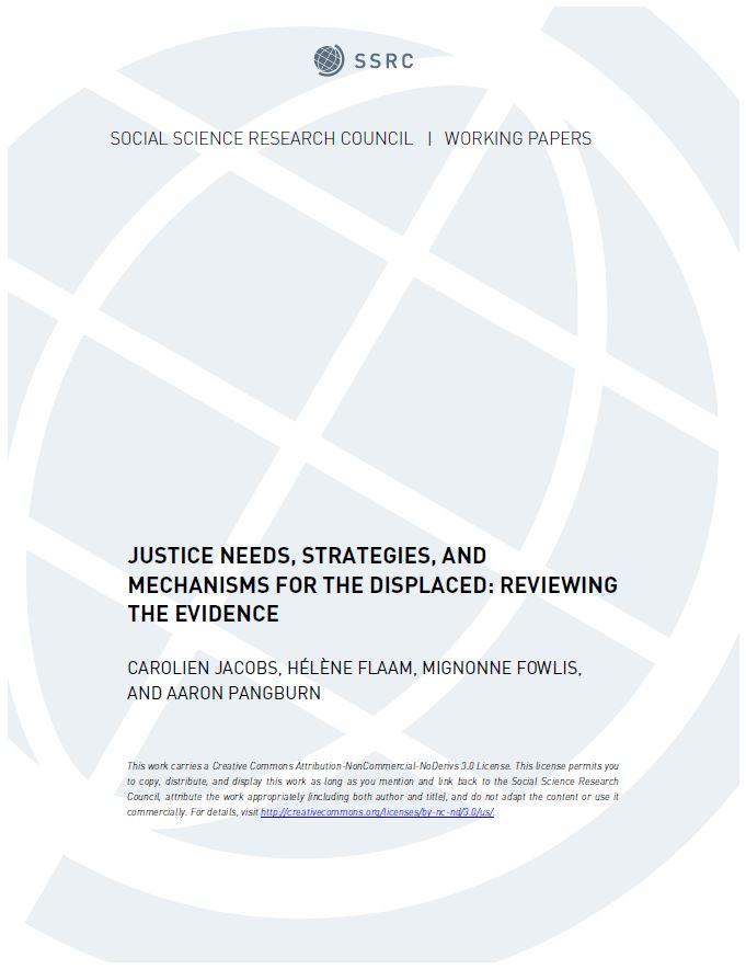 ssrc international dissertation research fellowship idrf