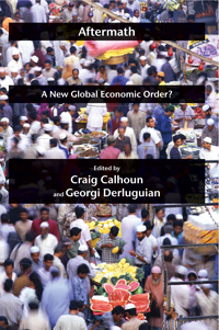 Aftermath: A New Global Economic Order?