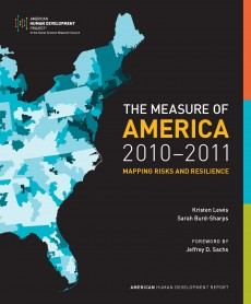 The Measure of America 2010–2011: Mapping Risks and Resilience