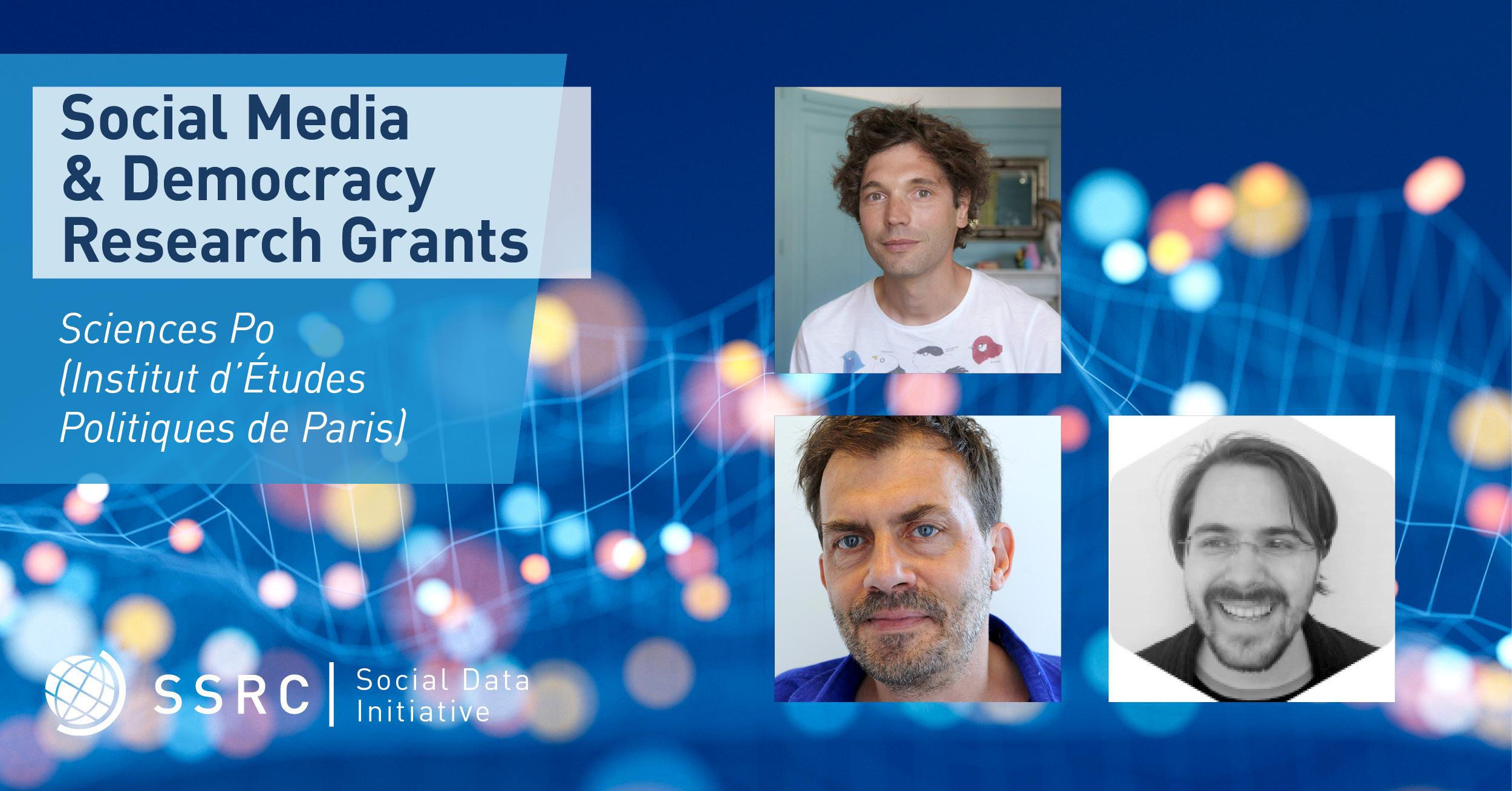Dissertation research grants social sciences