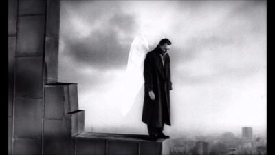"Wim Wenders, ""Wings of Desire."" (1987)"
