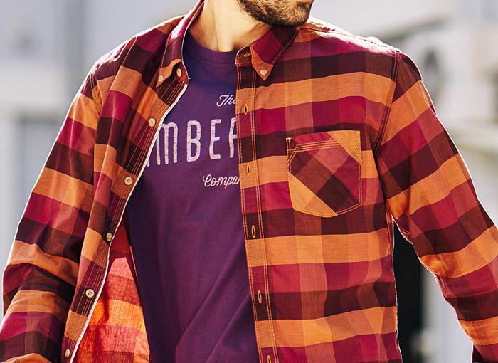 Timberland Men's Shirt