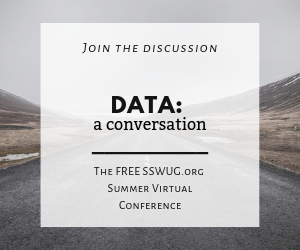 Join the Conversation at the free SSWUG.org Summer Virtual Conference