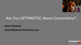 Are You Optimistic About Concurrency?