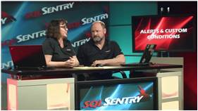 02: Alerting for Microsoft SQL Server with Kevin Kline and Lori Edwards, SQL Sentry