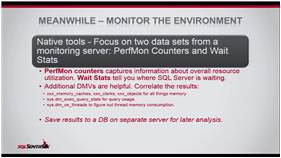 03: Baselining and Benchmarking for Microsoft SQl Server with Kevin Kline & Lori Edwards
