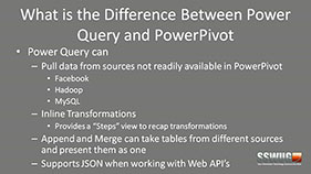 Introduction to Power Query