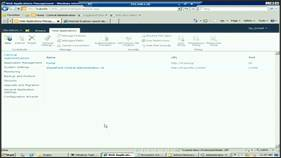 04: SharePoint Configuration