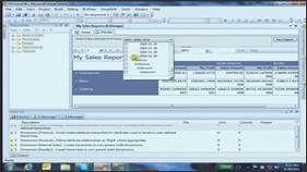 12: Reporting Services Against SSAS