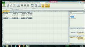 08: Working with PivotTables