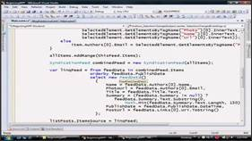 Beginning Data Binding with LINQ, C# and WPF