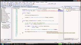 Building Apps in Silverlight