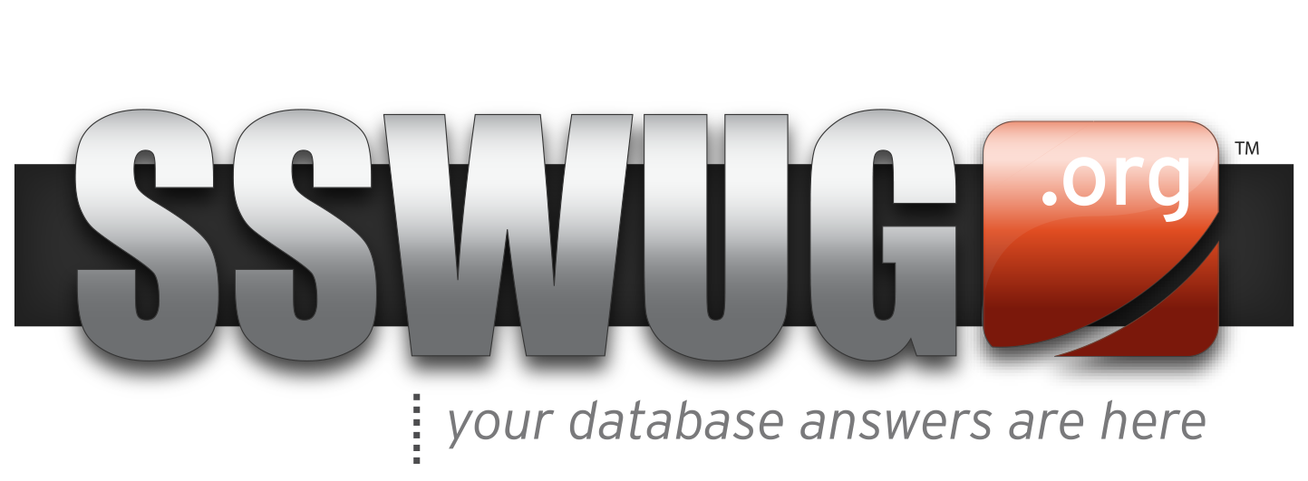 SSWUG ORG - SQL Server, Azure SQL Database, Amazon RDS & AWS
